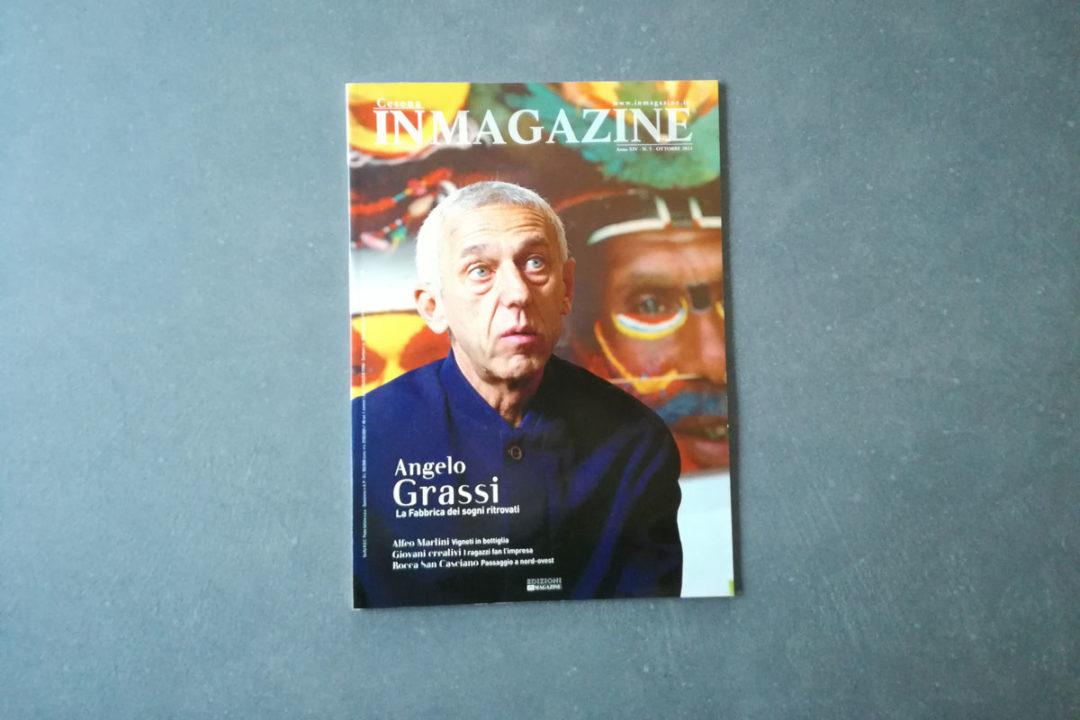 """""""una miniera di storia"""" su in magazine"""